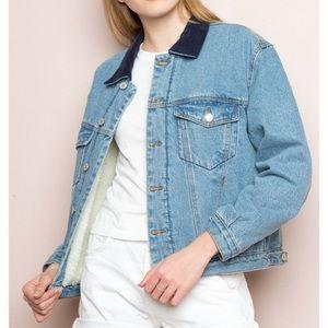 Brandy Melville Jéan jacket
